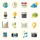 Computer Icon,Calendar,Symbol,Cartography,Multi Colored,Flat,Communication,Direction,Customer Service Representative,Discussion,Searching,Camera - Photographic Equipment,Navigational Equipment,Playing,Play,Ilustration,Computer Network,Telephone,Multimedia,Global,Flat Icons,Map,Global Business,The Media,Icon Set,Data,Web Page,Weather,Computer,Global Communications,Rescue Worker,Photography,Digital Display,Vector,Information Medium,Operator,Digitally Generated Image,Setting,Clock,Connection,Advice,Microphone,Alarm Clock,Cutting,Simple Icons,Sound,Calculator,Photograph,Graph,Tail Light,Internet,Talking,Mobile Phone,Music,Sign