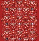 Souvenir,Embroidery,Art,Ornate,Ilustration,Vector,Floral Pattern,Backgrounds,Effortless,Design,Wallpaper,Seamless,Drawing - Art Product,Decoration,Pattern,Flower,Wallpaper Pattern
