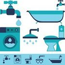 Faucet,Washing Machine,Symbol,Computer Icon,Domestic Bathroom,Toilet,Water Pipe,Sink,Drop,Group of Objects,Plumber,Design Element,Bathtub,Pipe - Tube,Shower,Ilustration,Vector,Plunger,Environment,Sign,Plumbing Equipment,Savings,Set,Plumbing Fixture,Tube,Turquoise,Home Finances,Sea,Computer Graphic,water valve,sanitary,Drinking,Design,Isolated,Leaking,Washing,Toilet Seat,Single Object,Tubing,Communal Shower,Water,Liquid,Icon Set,Pipeline,Service,Domestic Life,Wet
