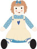 Doll,Rag Doll,Toy,Cute,Vector,Craft Product,Heart Shape,Striped,USA,Front View,Full Length,Vertical,Time,Button,Concepts And Ideas,aciculum,The Americas,No People,Single Object,Primitivism,Color Image,Comfortable,odltimer,Beauty And Health,carved letters,Fashion