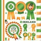 St. Patrick's Day,Award Ribbon,Leprechaun,Clover,Republic of Ireland,Flag,Award,Green Color,Patriotism,Traditional Festival,Good Luck Charm,Symbol,countries,Textile,Placard,Metallic,Colors,Orange Color,Celebration,Gold,National Holiday,Silk,Party - Social Event,White Orange,White,Fashion,Beauty And Health,Concepts And Ideas,Objects/Equipment,Smiling