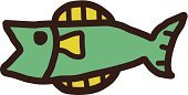 Seafood,living things,Clip Art,Education,Beauty,Micro Organism,Ilustration,Child,Vector