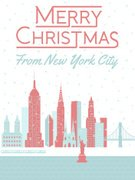 New York City,New York State,Urban Skyline,Christmas,Woolworth Building,Empire State Building,Holiday,Travel Destinations,Cityscape,Brooklyn Bridge,1940-1980 Retro-Styled Imagery,Retro Revival,Winter,Manhattan,Snowing,Chrysler Building,Water,Built Structure,Season,Building Exterior,Text,Typescript,Urban Scene,Old-fashioned,Flatiron Building,City,Outdoors,Statue of Liberty,Subway Train,Architecture,Famous Place,Vector,River,Snow,Nostalgia,Cold - Termperature,Skyscraper,Humor,St. Patrick's Cathedral - Manhattan,Christmas Decoration