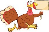 Turkey - Bird,Running,Cartoon,Thanksgiving,Ilustration,Frame,Sign,Holding,Celebration,Mascot,Design,Isolated On White,Bird,Holidays And Celebrations,Painted Image,Joy,Humor,Image,Image Type,Illustrations And Vector Art,Banner,Vector,Characters,Holiday,Computer Graphic,Vector Cartoons,Animal,Holidays And Celebrations,Cheerful,Wildlife,Digitally Generated Image,Clip Art,Drawing - Art Product,Happiness,Multi Colored,Placard,Smiling,Color Image,Paintings,Animals In The Wild