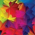 Diamond Shaped,Computer Graphic,Ilustration,Geometric Shape,Vector,Kaleidoscope,Abstract,Purple,Crystal,Design Element,Square,Pattern,Color Image,Vibrant Color,Triangle,Blue,Technology,Light - Natural Phenomenon,Decoration,Red,Yellow,Backgrounds,Creativity,Futuristic,Shape,Mosaic
