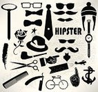 Straight Edge Razor,Black And White,Sunglasses,Airplane,Silhouette,Hat,Mustache,Scissors,Razor,Gangsta Rap,Body Care,Fashion,Bow Tie,personal grooming,Hair Care,Grunge,Set,Lifestyles,Rose - Flower,Icon Set,Hipster,Cool,Young Adult,Comb,Anchor,Collection