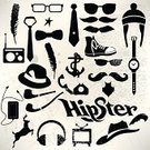Cool,Global Communications,Mustache,Communication,Sunglasses,Bow Tie,Silhouette,Hat,Television Set,Sports Shoe,Icon Set,Hipster,Wristwatch,Anchor,Collection,Fashion,Body Care,Gangsta Rap,Lifestyles,Radio,personal grooming,Set,Telephone,Black And White,Pipe,Headphones,Young Adult,Grunge