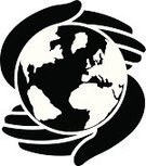 Planet - Space,Globe - Man Made Object,Black And White,Earth,Human Hand,Love,Environment,Protection,Nature,Fragility,Computer Icon,Vector