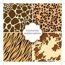 Print,Safari Animals,Cow,Pattern,Tiger,Fur,Jaguar,Leopard,Animal Skin,Spotted,Cheetah,Abstract,Backgrounds,Africa,Animals In The Wild,Undomesticated Cat,Hide,Ilustration,Vector,Textured,Decoration,Fashion,Pets,Nature,Wallpaper Pattern,Giraffe,Set,Fur,Animal,Art,Fabric Swatch,Paintings,Camouflage,Striped,Textile,Collection,Design,Material,Leather,Wildlife,Image,Seamless,Repetition