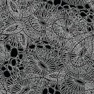 Black Color,Lace - Textile,Backgrounds,Romance,Repetition,Elegance,Pattern,Black And White,Computer Graphic,Shape,Fabric Swatch,Drawing - Art Product,Seamless,Leaf,Style,Abstract,Decoration,Outline,Ornate,Art,Design,Luxury,Curve,Contour Drawing,Fragility,White,Nature,Textile,Retro Revival,Fashion,Design Element,Ilustration,Classic,Monochrome,Wave Pattern,Vector,Painted Image,Wallpaper Pattern
