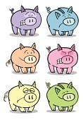 Piggy Bank,Cartoon,Financial Advisor,Humor,Finance,Charity and Relief Work,Wealth,Real Estate,Pension,Shopping,Tax,Home Finances,Ideas,Euro Symbol,European Union Currency,Concepts,Savings,Coin Bank,Trust,Planning,Vector,For Sale,Strength,Debt,Buying,Banking,Selling,Ilustration,Abundance,Dollar Sign,Business Concepts,Business,Business,Illustrations And Vector Art,Buy,Interest Rate,Fun,Investment,Food Staple,Bringing Home The Bacon,Insurance,Security
