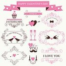 Love,Vector,Banner,I Love You,Arrow,Valentine's Day - Holiday,Valentine Card,Old-fashioned,Flower,Bow Tie,Ornate,Label,Heart Shape,Frame,Design Element,Scrapbook,Drawing - Art Product,Decoration,Invitation,Vignette,Set,Curled Up,Concave,February,Holiday,Pink Color,Shape,Scrapbooking,Flourish,Postage Stamp,Champagne,Calligraphy,Mustache,Ribbon,Pattern,Candlestick Holder,Candle,Romance,Glass,Greeting Card,Backgrounds,Bird