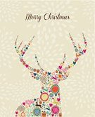Christmas,Deer,Invitation,Pattern,New Year's Eve,Retro Revival,Animal,Winter,Holiday,Christmas Card,Modern,Wrapping Paper,Backgrounds,Seamless,Christmas Ornament,Backdrop,Vector,New Year's Day,Abstract,Greeting Card,Ilustration,Reindeer,Christmas Decoration,Fashionable,Love,Ornate,Year 2014,Computer Graphic,Greeting,Card Design,Composition,Art,Textile,Celebration,Wallpaper,Event,New Year,Text,Decoration