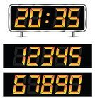 Digital Display,Number,Timer,Countdown,Stopwatch,Alarm Clock,Digital Viewfinder,LED,Time,Watch,Sign,Set,Isolated,Computer Graphic,Instrument of Time,Modern,Vector,Diode,Collection,Ilustration,Black Color,Clock,Reminder,Business,Design,Clock Face,Backgrounds,Single Object,Metal,Change,Symbol,Electronics Industry