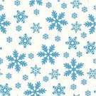 Snowflake,Pattern,Winter,Season,Christmas,Blue,Backgrounds,Vector,Ilustration,Ornate,Cute,Effortless
