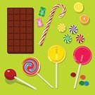 Candy,Lollipop,Halloween,Chocolate,Candy Store,Candy Cane,Vector,Peppermint,Candy Bar,Gum Drop,Cute,Sweet Food,Food,Sugar,Ilustration,Preserves,Unhealthy Eating,Snack,Gelatin Dessert,Multi Colored,Pink Color,Group of Objects,Chocolate Candy,Set,Fun,Orange - Fruit,Red,Green Color,Tasting,Color Image,Decoration,Yellow,Joy,Orange Color,Concepts And Ideas,christmas candy