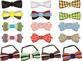 Tied Knot,Checked,Bow Tie,Clip,White Background,Textile,Gift,Design,Fashion,Part Of,Polka Dot,Ilustration,Isolated,Celebration,Painted Image,Tie,Group of Objects,Vector,Formalwear,Domestic Life,Beauty,Collection,Ribbon,Well-dressed,Clothing,Individuality,Elegance,Personal Accessory,varicolored,Decoration,Business,Silk,Striped,Set