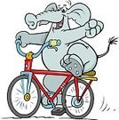 Elephant,Young Animal,Vacations,Childhood,Sport,Pedal,Motorcycle Racing,Adventure,Majestic,Happiness,Recreational Pursuit,Blue,Ilustration,Bicycle,Travel,Extreme Sports,Animated Cartoon,Vector,Summer,Offspring,Beauty In Nature,Leisure Activity,Fun,Playing,Travel Destinations,Nature,Cheerful,Cycling,Small,Speed,Beauty,Journey,Humor,Cartoon,Activity,Circus,Looking,Bicycle Pedal,Smiling,Animal,Riding,Tail,Child,Playful