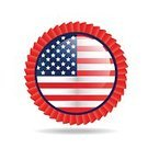 Design Element,Ribbon,The Americas,USA,American Flag,Red,Patriotism