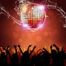 Party - Social Event,Dancing,Dance And Electronic,Backgrounds,Nightclub,Disco Dancing,Disco,Flyer,Sheet Music,Music,Crowd,Nightlife,Event,Abstract,Happiness,Fun,Night,Greeting Card,Sphere,Sound,Evening Ball,Defocused,Entertainment Club,Sunbeam,Poster,People,Clubbing