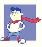 Superhero,Humor,Heroes,Vector,Fun,Cape,Imagination,Fantasy,Joy,Characters,Red,Ilustration,Inspiration,The Human Body,Childhood,Male,Little Boys,Dressing Up,Confidence,Smiling,Playful,Child,Cartoon,People,Strength,Creativity,Activity,Ideas,Happiness,Aspirations,Acting