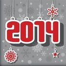 Happy New Year Card,Backgrounds,Color Image,Ilustration,Vector