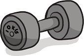 Heavy,White Background,Kilogram,Vector,No People,Single Object,Number 10,Power,Black Color,Drawing - Art Product,Ilustration,Shadow,Close-up,Steel,Mass - Unit Of Measurement,Health Club,Weights,Exercising,Healthy Lifestyle,Barbell,Weight Training,Weightlifting,Cartoon,Drawing - Activity,Strength,Gray,Gym,Dumbbell,Human Arm,Sport,Iron - Metal,Metal,Isolated