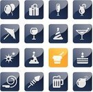 Symbol,Birthday,Computer Icon,Beer - Alcohol,Party - Social Event,Glass,Icon Set,Parasol,Wine,Birthday Cake,Cocktail,Champagne,Martini Glass,Martini,Party Hat,Wineglass,Gift,Balloon,Vector,Drink,Pyrotechnics,Bomb,Martine,Champagne Flute,Alcohol,Pint Glass,Design Element,Modern,Red Wine,Series,No People,Color Image,Cracker,Pie,Event,Ilustration,Birthday Icons,Hat,Design,party icons,Group of Objects,Isolated On White,Flute,Celebration,Sign,Isolated,Set,Exploding,Cake