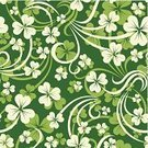 Clover,Pattern,Seamless,St. Patrick's Day,Clover Leaf Shape,Abstract,Republic of Ireland,Backgrounds,Irish Culture,Textured,Floral Pattern,Ilustration,Design Element,Swirl,Holiday,Decoration,Design,trefoil,Celtic Culture,Day,Nature,Leaf,Vector,Cultures,Curled Up,Repetition,patrick,Grass,Wallpaper Pattern,Curve,Luck,Springtime,Symbol,Plant,Old-fashioned,Green Color,March