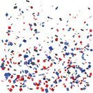 Confetti,Red,White,Blue,White Background,Party - Social Event,Decoration,Isolated,Isolated On White,Falling,Large Group of Objects,Vector,Holiday,Celebration,Ilustration,Abstract