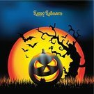 Halloween,jack lantern,Backgrounds,Color Image,Ilustration,Vector