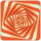 Square,Square Shape,Spiral,Placard,Banner,Internet,Frame,Greeting Card,Abstract,Backgrounds,Modern,template,Book Cover,Orange Color,White,Plan,1940-1980 Retro-Styled Imagery,Decoration,Design,Wallpaper Pattern,Pattern,Old-fashioned,Vector,Backdrop,Web Page,Presentation