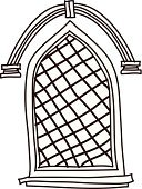 Clip Art,Decor,Window,Window Frame