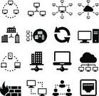 Symbol,Computer Icon,Network Security,Icon Set,wan,Communication,Network Connection Plug,Built Structure,Computer Network,Wireless Technology,extranet,Intranet,Office Building,Laptop,Continuity,Ilustration,Design Element,Clip Art,Interface Icons,Vector,Cloudscape,Computer,Cloud - Sky,Design,Exchanging,Image,CPU,Clipping Path,Factory,Series,Telephone,One Person