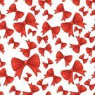 Pattern,Spray,Bow,Seamless,Shiny,Red,Ilustration,Exploding,Repetition,Chance,Vector