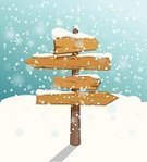 Road,Winter,Street,Sign,Wood - Material,Crossroad,Snowdrift,Christmas,Cartoon,Direction,Snowflake,Season,Nature,Empty,Single Object,Outdoors,Boarding,Journey,Tourism,Vector,right,Design,No People,Copy Space,Urban Scene,Ilustration,Cartographer,Arrow Symbol,Frame,Leaving,Symbol,Snow,Travel,Plan,Cold - Termperature,Choice,Landscape,Guidance