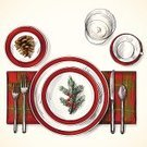 Silverware,Christmas,Crockery,Pencil Drawing,Ornate,Napkin,Ilustration,Kitchenware Department,Sketch,Kitchen Utensil,Celebration,Table Knife,Pine Cone,Empty,Shiny,Restaurant,Plate,Meal,Serving Food and Drinks,Spoon,Set,Vector,Checked,Stainless Steel,Doodle,Pine Tree,Glass,Metal,Silver - Metal,holly berry,Fork,Decoration,Arrangement,Pattern,Drawing - Art Product,Cup,Isolated,New Year,Setting