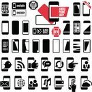 Telephone,Symbol,Banking,apps,Business,Shiny,Technology,Sign,Internet,Shape,Bird,Text Messaging,Wireless Technology,Equipment,Service,Mail,E-Mail,Vector,Label