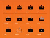 Suitcase,Office Interior,Symbol,Computer Icon,Sign,Label,Luggage,Opening,Briefcase,Open,Travel,Service,Backgrounds,Zipper,Old-fashioned,Orange Color,Showing Off,Set,Portfolio,Isolated,Bag,Single Object,Vector,Locking,Tourism,Suit of Armor,Design,Absence,Case,Purse,Business,Internet,Flat,Ambassador,Metal,Lock,Journey,Business Travel,Ilustration,Document
