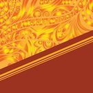 Blossom,Orange Color,Vector,No People,Floral Pattern,Backdrop,Colored Background,Art Product,Painted Image,Contour Drawing,Line Art,Flourish,Decoration,Plant,Design,Arts Backgrounds,Backgrounds,Art Abstract,hand drawing,Copy Space,Pattern,Art,Color Image,Outline,Mosaic,Computer Graphic,Colors,Multi Colored,Creativity,Abstract,Swirl,Vector Ornaments,Silhouette,Illustrations And Vector Art,Drawing - Art Product,Vector Backgrounds,Ilustration,Design Element,Fantasy