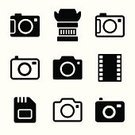 Symbol,Collection,Computer Icon,Negative Image,Animal Eye,Backgrounds,Digitally Generated Image,Black Color,Film,Lens - Optical Instrument,Camera Flash,Film Reel,Digital Display,Frame,Negative,Macro Film,White Background,Film Industry,Lens,Flashlight,Ilustration,Set,Camera Film,Photographic Film Camera,Cards,Greeting Card,Human Eye,Studio Shot,Studio,Technology,Photography,Macro,Photography Themes,Electricity,Picture Frame,Vector,Equipment,White,Construction Frame,Set,Camera - Photographic Equipment,Electronics Industry,Setter - Athlete,Photograph,camera lens,Flash,Frame,Stage Set