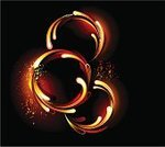 Fire - Natural Phenomenon,Banner,Vector,Ilustration,Pyrotechnics,Sparks,Heat - Temperature,Energy,Wealth,Curve,Computer Graphic,Burning,Pattern,Flame,Drawing - Art Product,Light - Natural Phenomenon,Abstract,Red,Creativity,Mineral,Fuel and Power Generation,Vibrant Color,Sketch,Meteorite,Wallpaper,Black Background,Circle,Design,Symbol,Industry,Material,Color Gradient
