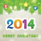 Green Color,White,Invitation,Tree,Snowflake,New Year's Eve,Decoration,Vector,Text Messaging,Poster,2014,pine needles,Ilustration,Celebration,Holiday,Christmas Decoration,Celebration Event,Year,Blue,Red,Yellow,Holly,Snow,Party - Social Event,Christmas,Sphere,Backgrounds,Christmas Ornament,marry,Pine Tree,Greeting Card,Greeting,Postcard,foilage