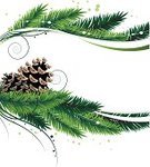 Branch,Pine Tree,Christmas Tree,Wreath,Frame,Holly,Pine Cone,Garland,Spruce Tree,Holiday,Christmas,Green Color,Evergreen Tree,Fir Tree,Winter,Needle,Decoration,Plant,New Year,Vector,Image,Nature,Symbol,Cultures,Design,Twig,Backgrounds,Season,Concepts,Christmas Ornament,Ilustration,Celebration