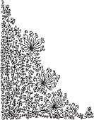 Flower,Fragility,White,Old-fashioned,Fantasy,Backgrounds,Drawing - Activity,Computer Graphic,Part Of,Baroque Style,Drawing - Art Product,Corner,Vignette,Floral Pattern,Beauty In Nature,Scroll Shape,Pencil Drawing,Design Element,Ilustration,Construction Frame,Ornate,Elegance,Angle,Black Color,Creativity,Rococo Style,Vector,Retro Revival,Beautiful,Pattern,Image,Isolated,Abstract,Flourish,Arabic Style,Style,Decoration,Decor,Swirl,Curled Up