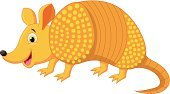 Armadillo,Humor,Happiness,Walking,Friendship,Fun,Green Color,Toy,Mammal,Cheerful,Brown,Smiling,Cute,Characters,Looking At Camera,Animals In The Wild,Animal,Posing,Vector,Ilustration,Mascot,Young Animal,Cartoon