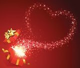 Abstract,Backgrounds,Red,Valentine Card,Celebration,Vector,Flowing,Greeting Card,Surprise,Confetti,Day,February,Bow,Wedding,Gift,Pink Color,Greeting,Star Shape,Exploding,Light - Natural Phenomenon,Emotion,Decoration,Box - Container,Ribbon,Exploration,Love,Opening,Touching,Heart Shape,Happiness,Romance,Flying
