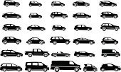 Car,Computer Icon,Silhouette,Pick-up Truck,Vector,Mini Van,Van - Vehicle,Truck,Side View,Land Vehicle,Small,Mini Car,Transportation,Sports Utility Vehicle,Speed,Retro Revival,Old-fashioned,Ilustration,Set,Minibus,Wheel,Black Color,Motor Vehicle,Simplicity,Convertible,Global Communications,1940-1980 Retro-Styled Imagery,Computer Graphic,Electric Mixer,Isolated,Design,Shape,Design Element,Classic,Sedan,Collection,Sport