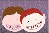 Vector,Child,Ilustration,Happiness,Entertainment,Backgrounds,Teenage Boys,Little Boys,Abstract