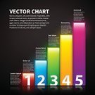 Infographic,Choice,Multi Colored,Abstract,Option Key,Vector,Ilustration